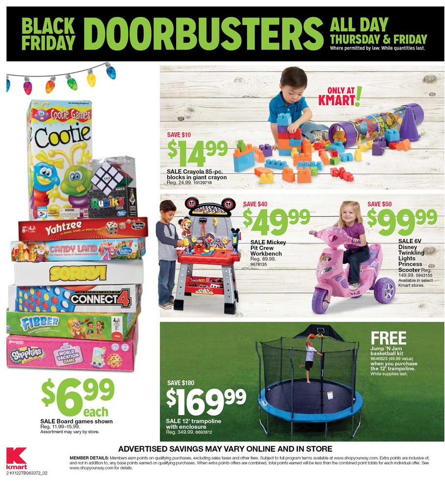 Kmart Black Friday page 2